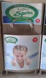 80 LPH Alkaline Mineral Water Cooler