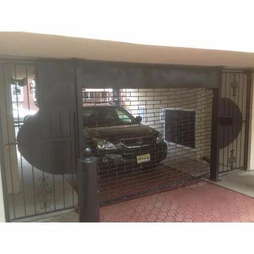 Parking Garage Door Doors And Windows Saifi Craft Home In Jamia