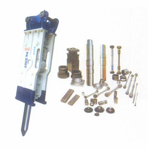 Hydraulic Rock Breaker Spares parts only - Jain Hydraulic