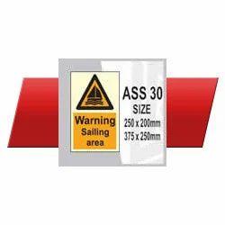 Aqua Safety Signs