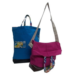 2 in 1 Canvas Bag