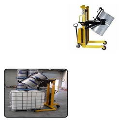 Drum Lift for Material Handling