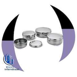 Stainless Steel Puri Dabba Tiffin