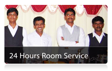 24 Room Services