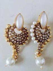 Moti Antique Earrings