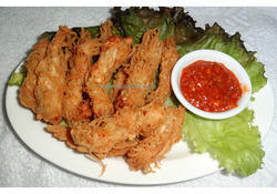 Crispy Thread Chicken