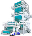 Co Extrusion Two Layer Blown Film Plant