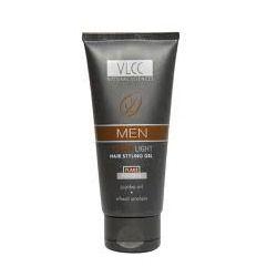 Hair Styling Oil Men Vlcc Men Active Light Hair Styling Gel  Commerce India .