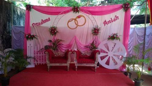 Engagement Party Decoration And Wedding Party Decoration Service