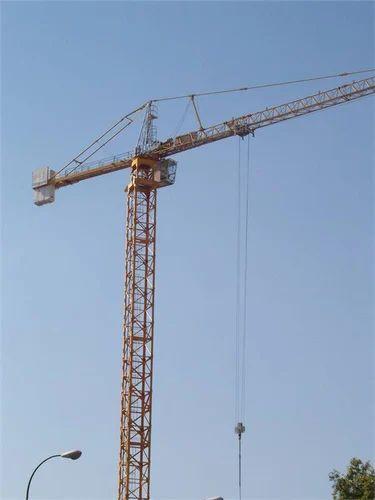 Potain Tower Crane (MC 125) Rental Service in Andheri