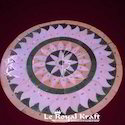 Pink Marble Inlay Work Products