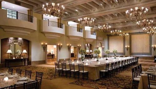 Hotel Interior Designing Services Dining Hall Interior
