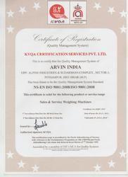 NS-EN ISO 9001 : 2008