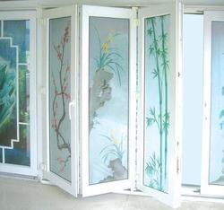 Stylish UPVC Doors