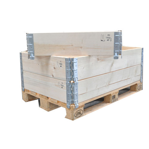 Euro Pallet Collars Crates Trays And Pallets