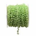 Green Chalcedony Gemstone Cluster Chain