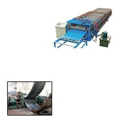 Roll Forming Machines for Material Cutting