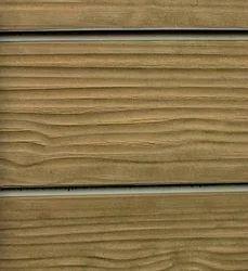 3D Maple Barnwood Slatwall Panel