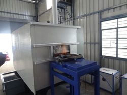 Vibrant Thermal Shaker Hearth Furnace