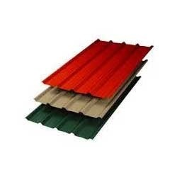 Colour Coated Roofing Sheet In Ahmedabad Suppliers