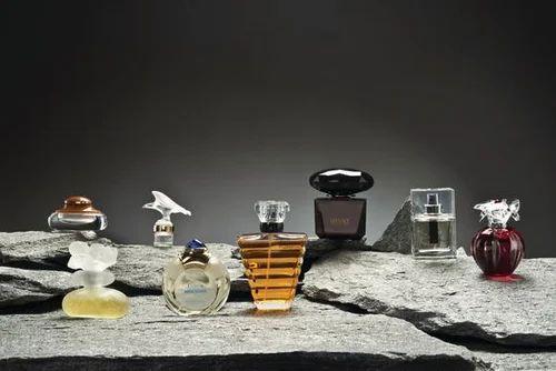 Perfume Glass Bottles - Crystal Perfume Bottles Exporter from Mumbai