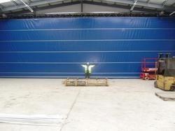 PVC Hangar Door
