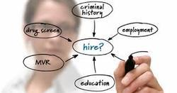 Employee Background Verification Service