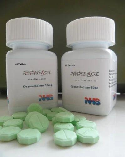 Anadrol 50mg, Organic And Inorganic Solvents | Advik