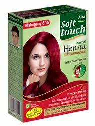 Mahogany Henna Powder, 60 Gms. (10gms X 6 Sachets)