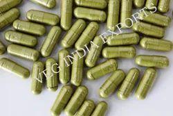 Moringa Capsule, Packaging: 120 & 90 Capsules In A Bottle, Packaging Type: Bottle & Bag