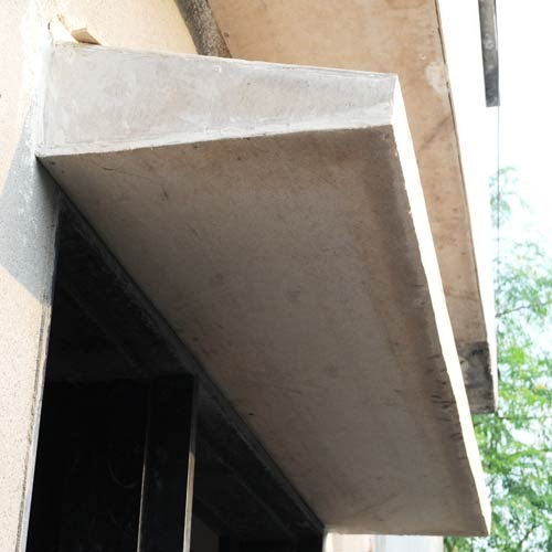 Window Shed From Cement Fiber Board Aim Ample Business Vadodara Id 5643641573