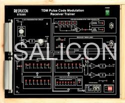 TDM Pulse Code Modulation/Receiver Trainer - ST8305