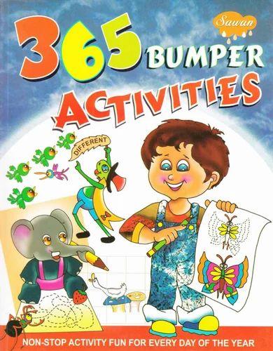Manoj Publications 365 Bumper Activities Books at Rs 200 /piece ...