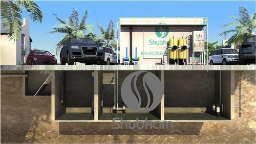 Manufacturer Of Sewage Treatment Plant Underground Stp