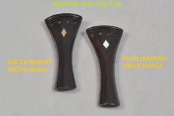 Violin Diamond Inlay Tailpiece