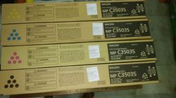 Richo Aficio 3503 S Colour Cartridges