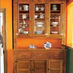 Wooden Crockery Cabinets View Specifications Details of Wooden