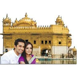Golden Temple Cutouts