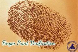 Finger Print Verification