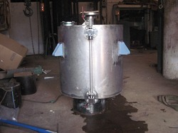 SS Fabricated Chemical Tank