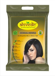 Black Herbal Henna Blend Color