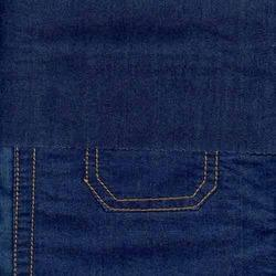 5.50Oz Cotton Poly Denim Fabric