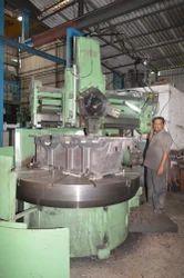 Vertical Turret Lathe Machine Job Work