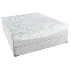 White Bed Mattress, Features: High Quality Foam, Long Lasting, For Home