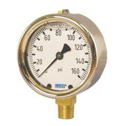 Wika Pressure Gauge 213.53.100-16 kg