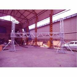 LED Goal-Post Truss