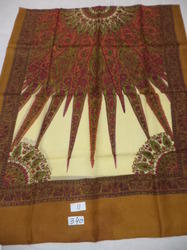 Pure Silk Printed Sun Design Stoles