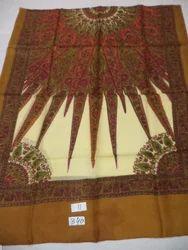 Pure Silk Printed Sun Design Stoles