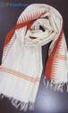 Ahimsa Ikat Silk Stole