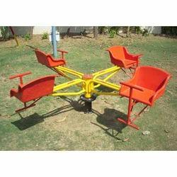 4 Seat Merry Go Round